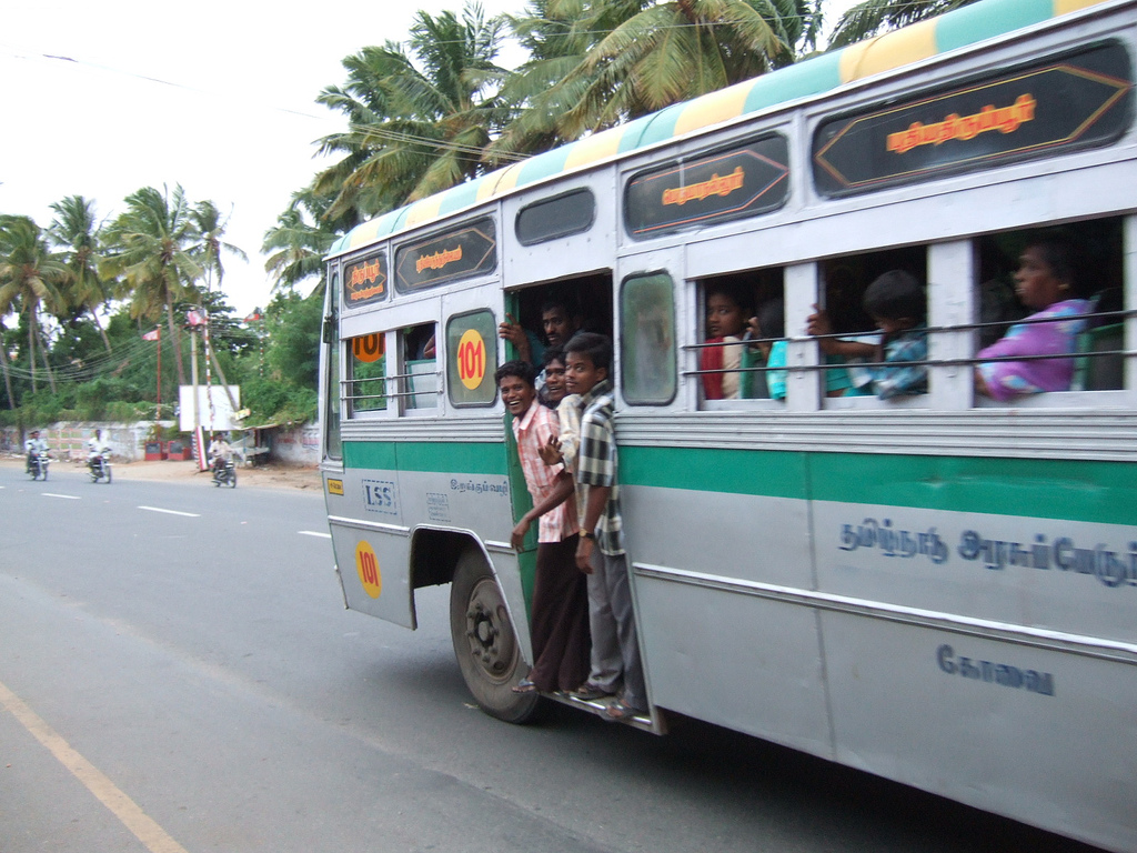 Tamil Nadu Buses - Photos & Discussion - Page 299 - SkyscraperCity