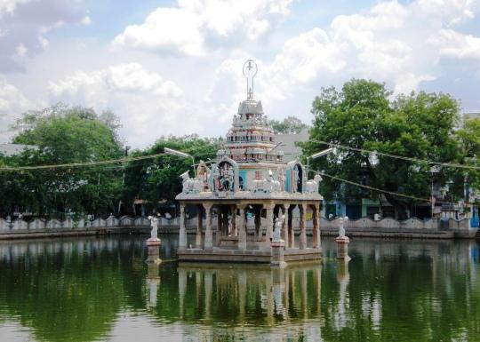 விருதுநகர் தெப்பக்குளம்